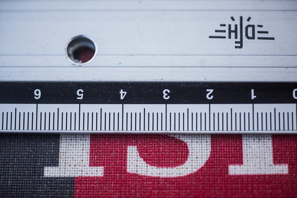 Medir el aumento de un objetivo macro.